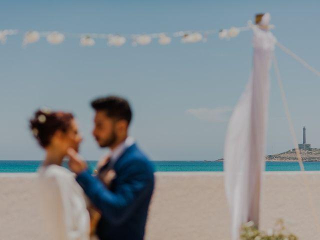 La boda de Javier y Laura en La Manga Del Mar Menor, Murcia 10