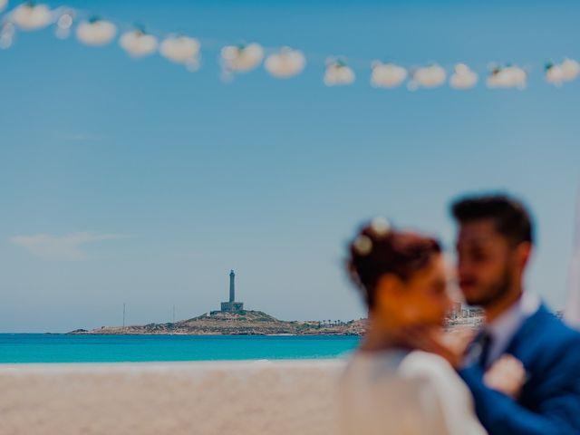 La boda de Javier y Laura en La Manga Del Mar Menor, Murcia 11