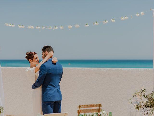 La boda de Javier y Laura en La Manga Del Mar Menor, Murcia 12