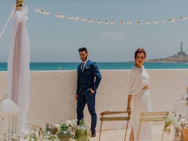 La boda de Javier y Laura en La Manga Del Mar Menor, Murcia 1