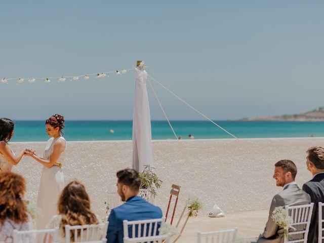 La boda de Javier y Laura en La Manga Del Mar Menor, Murcia 14