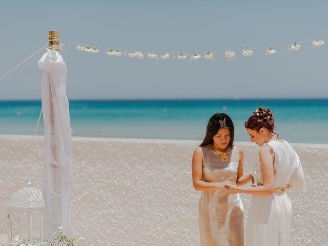 La boda de Javier y Laura en La Manga Del Mar Menor, Murcia 15