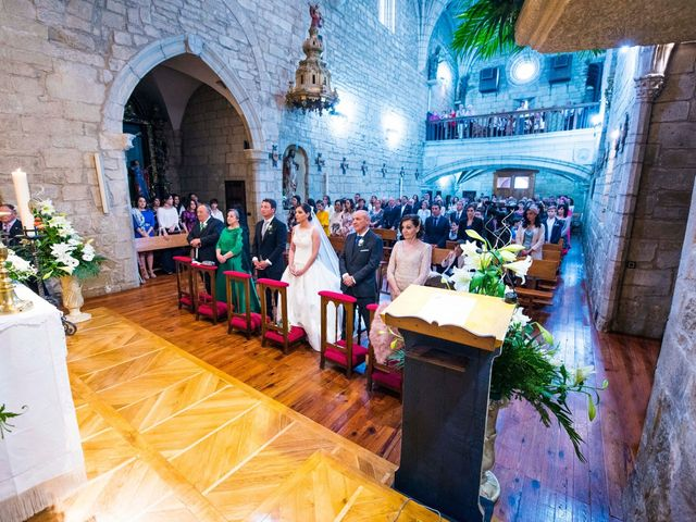 La boda de Carmelo y Beatriz en Olite, Navarra 19