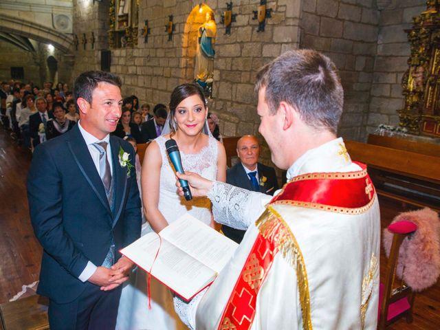 La boda de Carmelo y Beatriz en Olite, Navarra 20