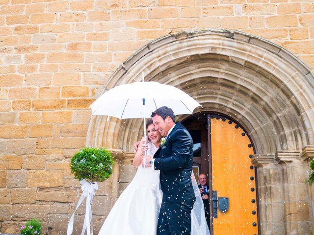 La boda de Carmelo y Beatriz en Olite, Navarra 21