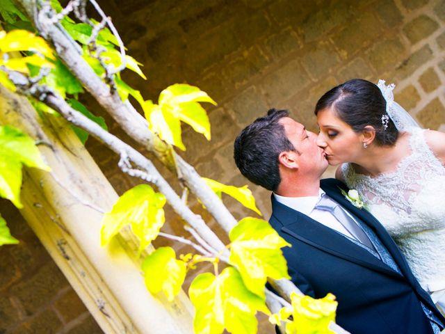 La boda de Carmelo y Beatriz en Olite, Navarra 25