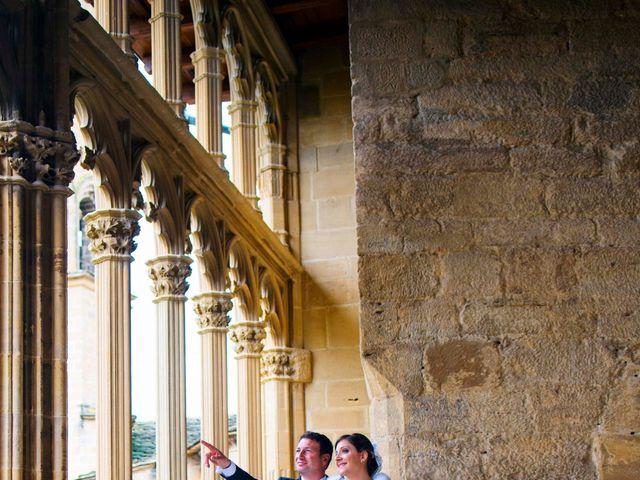 La boda de Carmelo y Beatriz en Olite, Navarra 26