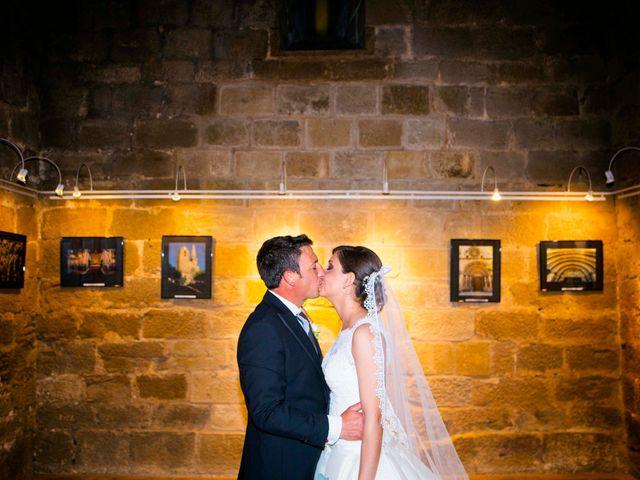 La boda de Carmelo y Beatriz en Olite, Navarra 27