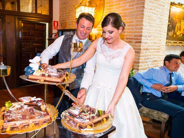 La boda de Carmelo y Beatriz en Olite, Navarra 30