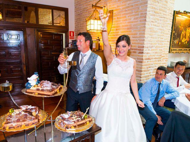 La boda de Carmelo y Beatriz en Olite, Navarra 31