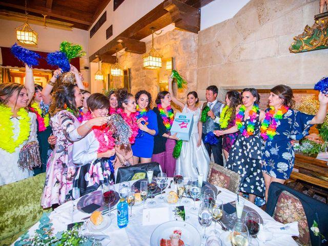 La boda de Carmelo y Beatriz en Olite, Navarra 33