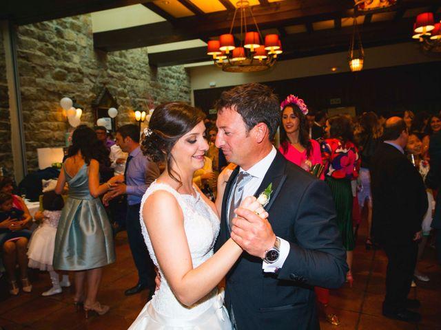 La boda de Carmelo y Beatriz en Olite, Navarra 34