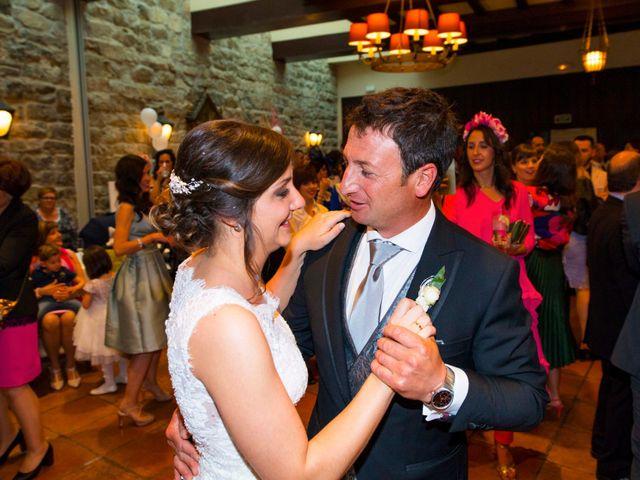 La boda de Carmelo y Beatriz en Olite, Navarra 35