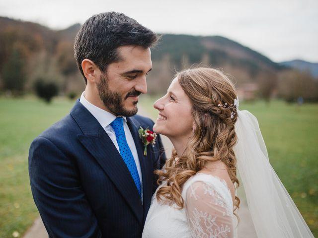 La boda de Francisco y Virginia en Azpeitia, Guipúzcoa 12
