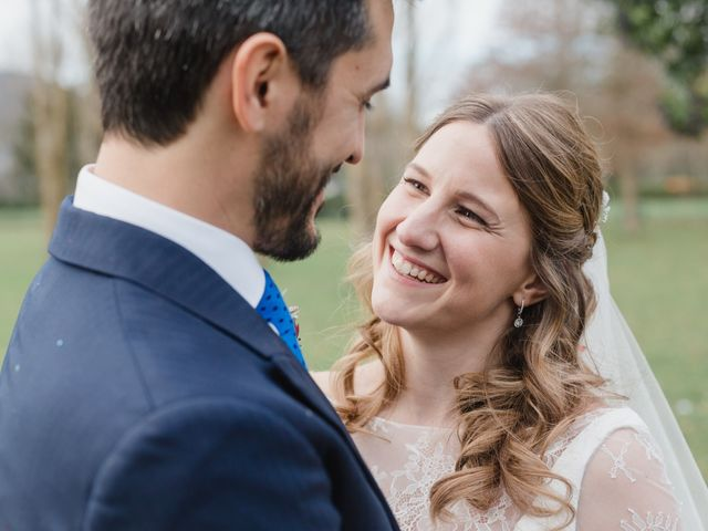 La boda de Francisco y Virginia en Azpeitia, Guipúzcoa 13