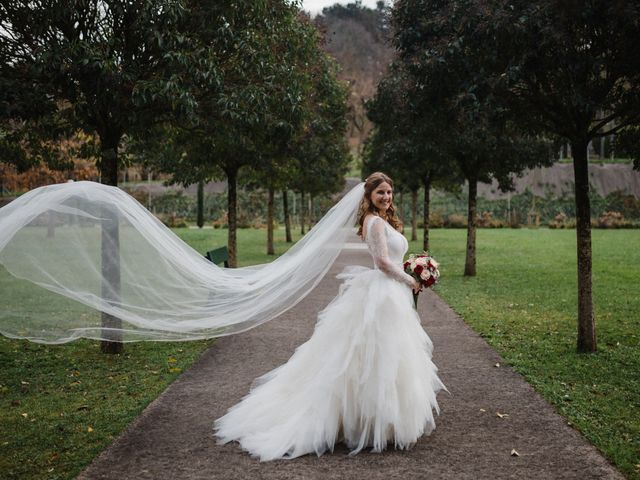 La boda de Francisco y Virginia en Azpeitia, Guipúzcoa 17