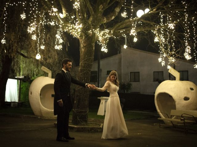 La boda de Virginia y Francisco