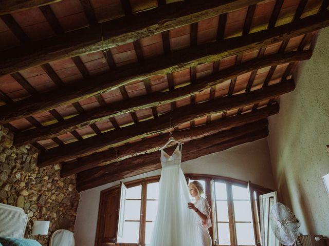 La boda de Gerard y Lisa en Girona, Girona 4