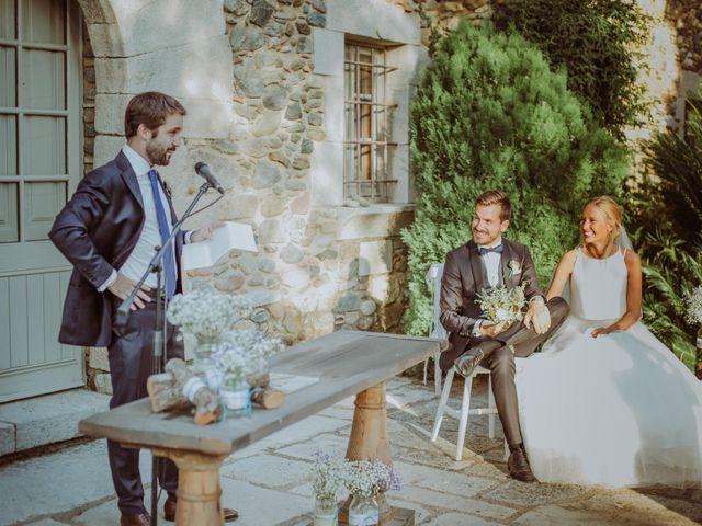 La boda de Gerard y Lisa en Girona, Girona 31