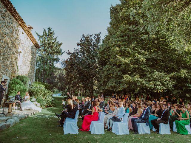 La boda de Gerard y Lisa en Girona, Girona 33