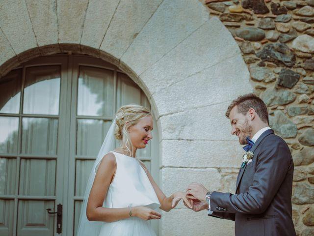 La boda de Gerard y Lisa en Girona, Girona 37