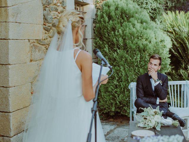 La boda de Gerard y Lisa en Girona, Girona 39