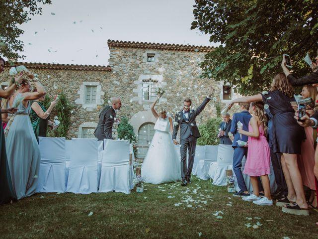 La boda de Gerard y Lisa en Girona, Girona 43