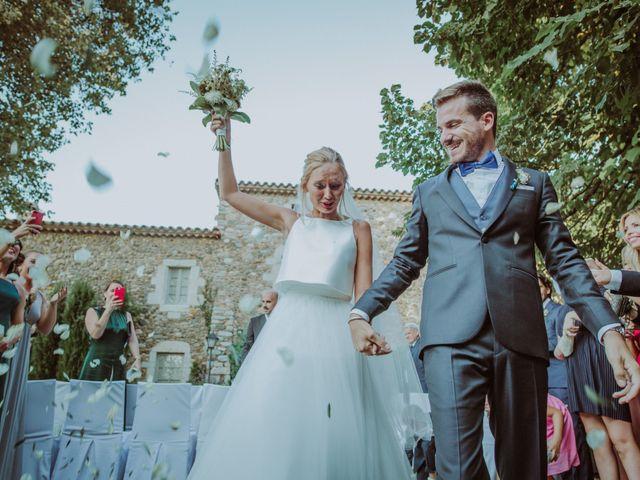La boda de Gerard y Lisa en Girona, Girona 44