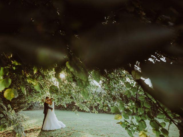 La boda de Lisa y Gerard