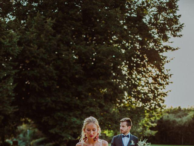 La boda de Gerard y Lisa en Girona, Girona 45