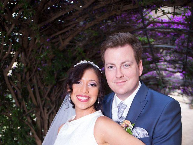 La boda de Mayerly y Patrik