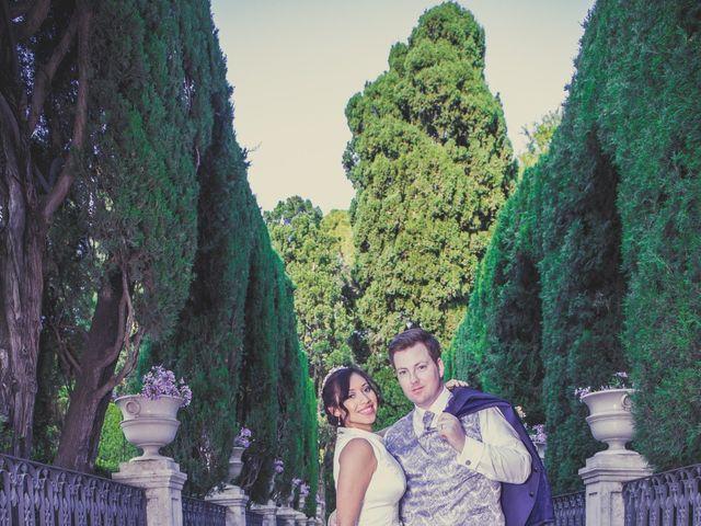 La boda de Patrik y Mayerly en Valencia, Valencia 16