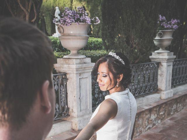 La boda de Patrik y Mayerly en Valencia, Valencia 17