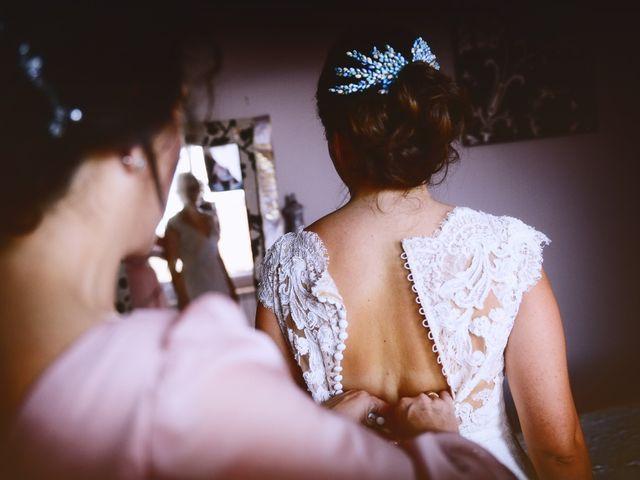 La boda de Jonatan y Elvira en Cabezabellosa, Cáceres 14