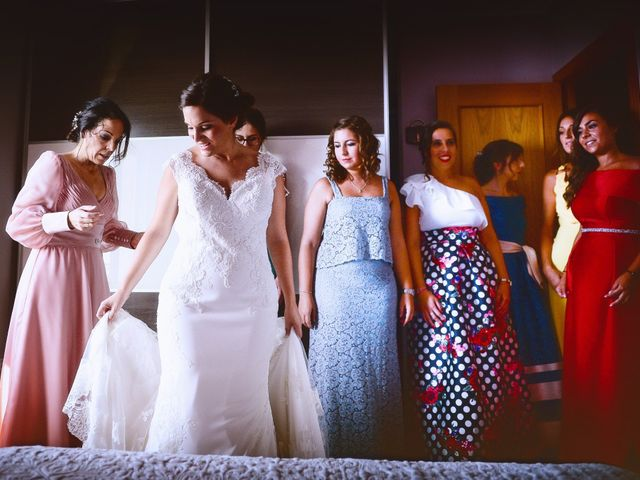 La boda de Jonatan y Elvira en Cabezabellosa, Cáceres 17