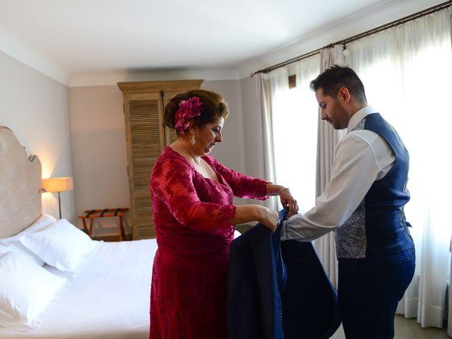 La boda de Jonatan y Elvira en Cabezabellosa, Cáceres 27