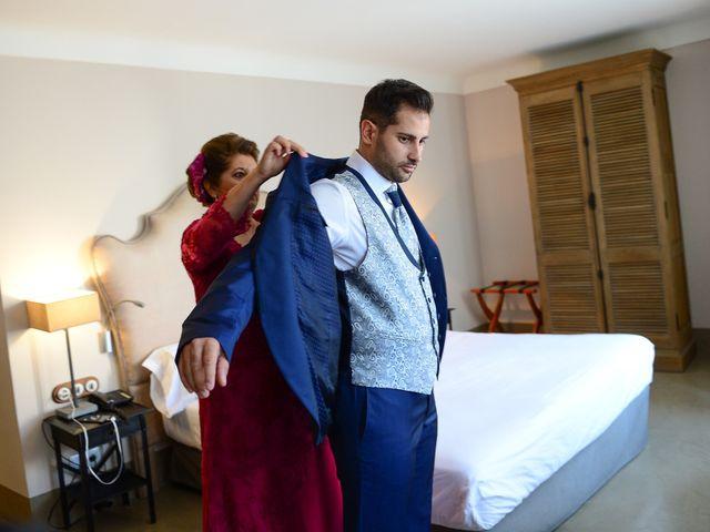 La boda de Jonatan y Elvira en Cabezabellosa, Cáceres 28