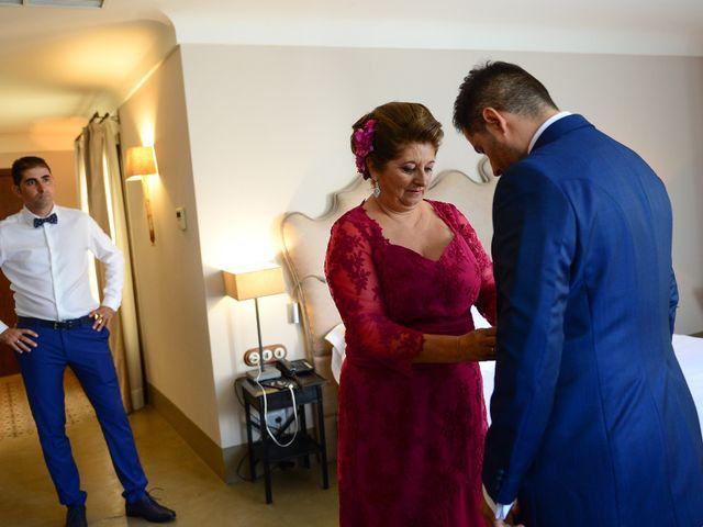 La boda de Jonatan y Elvira en Cabezabellosa, Cáceres 29