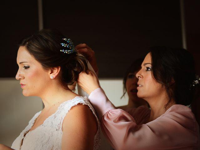 La boda de Jonatan y Elvira en Cabezabellosa, Cáceres 34