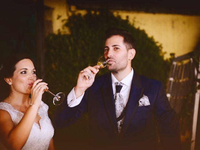 La boda de Jonatan y Elvira en Cabezabellosa, Cáceres 52