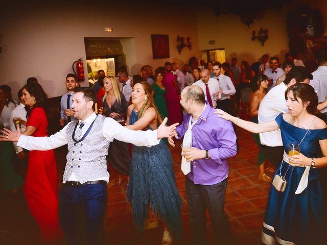 La boda de Jonatan y Elvira en Cabezabellosa, Cáceres 67