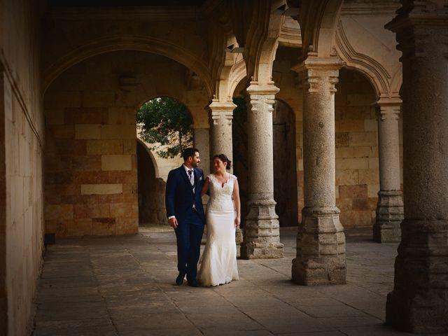 La boda de Jonatan y Elvira en Cabezabellosa, Cáceres 77