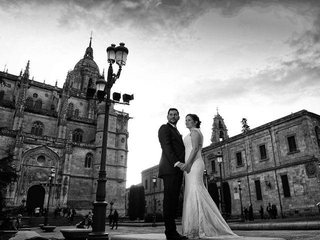 La boda de Jonatan y Elvira en Cabezabellosa, Cáceres 82