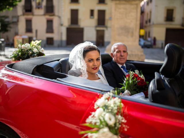 La boda de Narciso y Laura en Otura, Granada 17