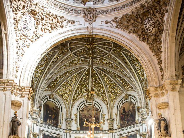 La boda de Narciso y Laura en Otura, Granada 18