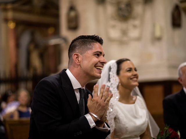 La boda de Narciso y Laura en Otura, Granada 19