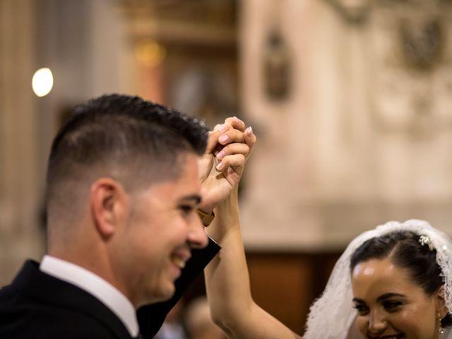 La boda de Narciso y Laura en Otura, Granada 21