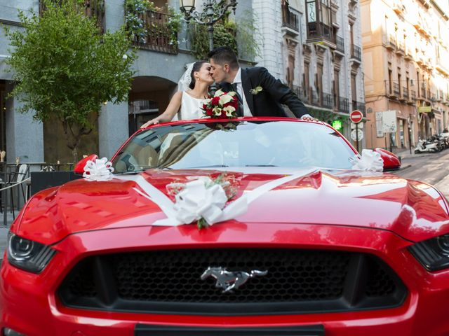 La boda de Narciso y Laura en Otura, Granada 24