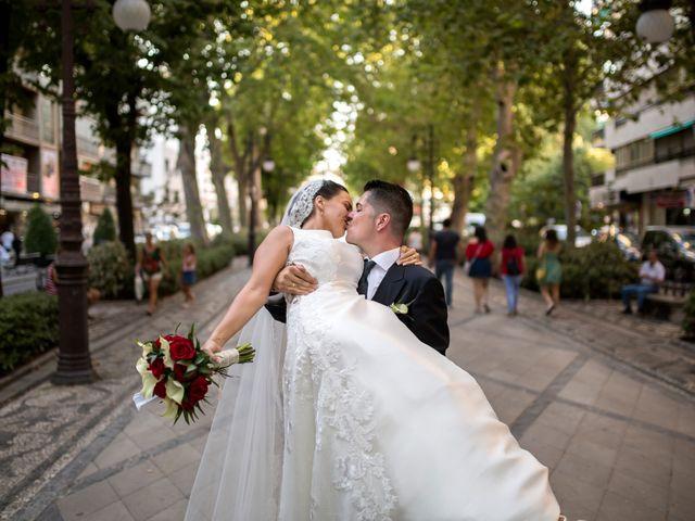 La boda de Narciso y Laura en Otura, Granada 28