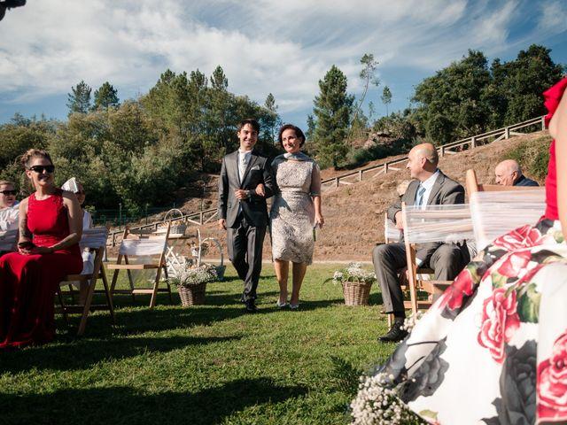 La boda de Lucas y Melania en Laias, Orense 26